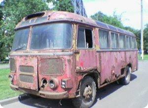 Предельный возраст эксплуатируемых автобусов и грузовиков будет ограничен