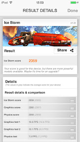 iPod touch 5G iOS7 Benchmark GPU 01 3DMark Ice Storm