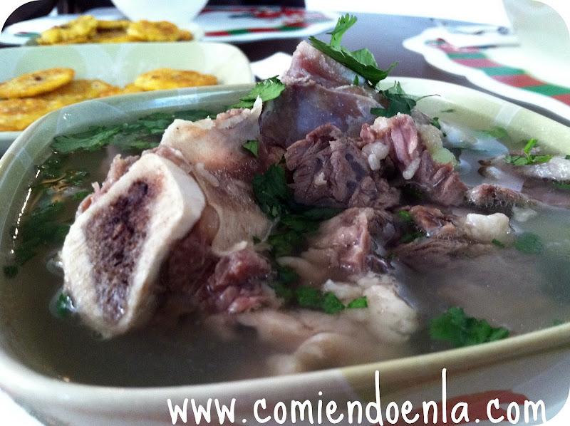 Delicious Changua