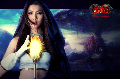 Ngọc Quyên biến thành nữ thần Vạn Vương Chi Vương 6