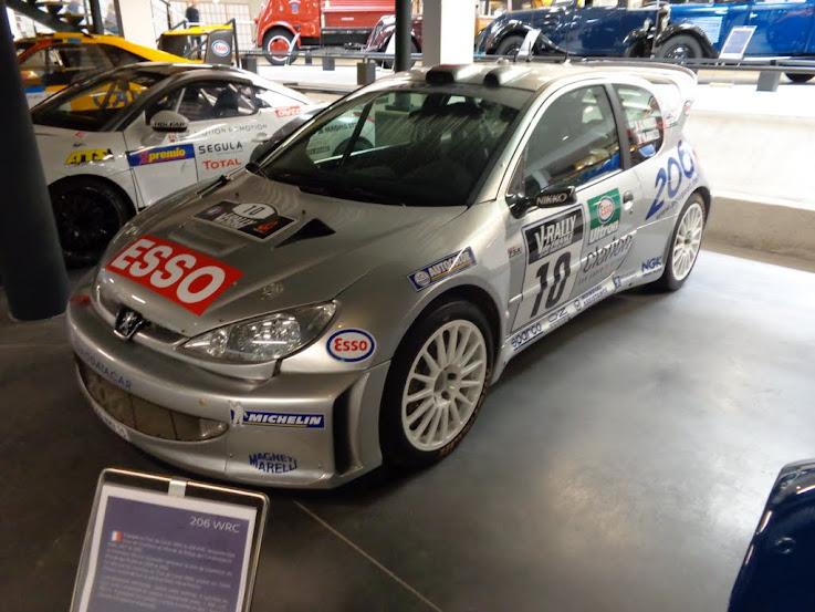 Musée de l'aventure Peugeot à Sochaux DSC01311