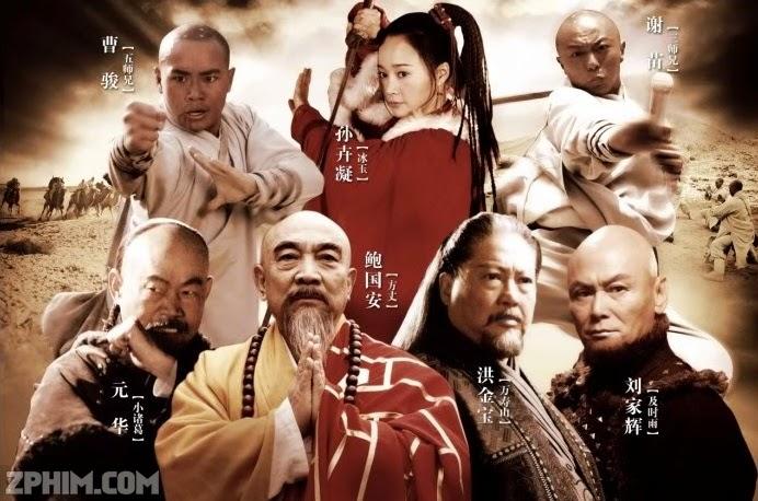 Ảnh trong phim Thiếu Lâm Tự Truyền Kỳ - A Legend of Shaolin Temple 1