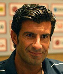 Luis Figo - 10 Transfer Termahal Pemain Sepakbola Sepanjang Masa