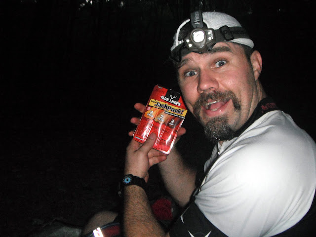 Adventure Racing Snack