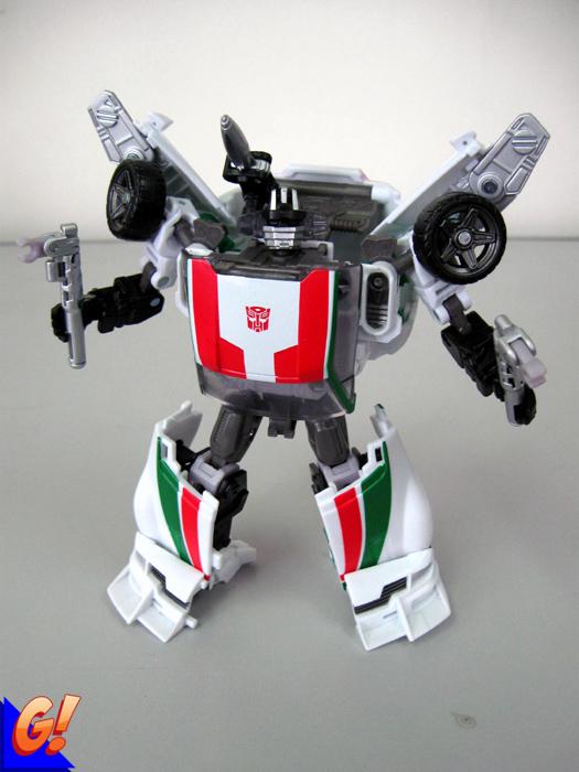 Transformers: Generations Wheeljack Review