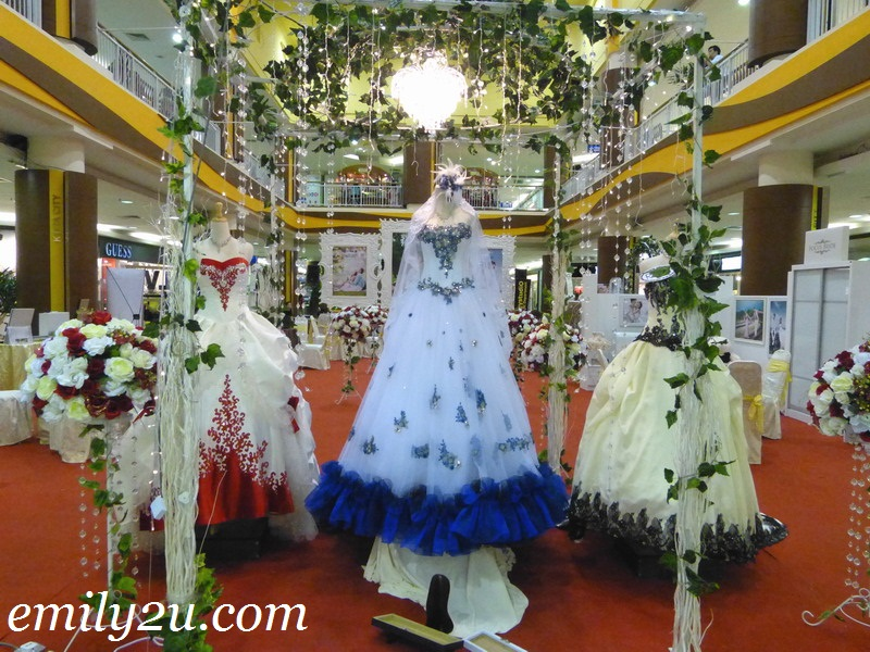 Bridal Show @ Kinta City, Ipoh