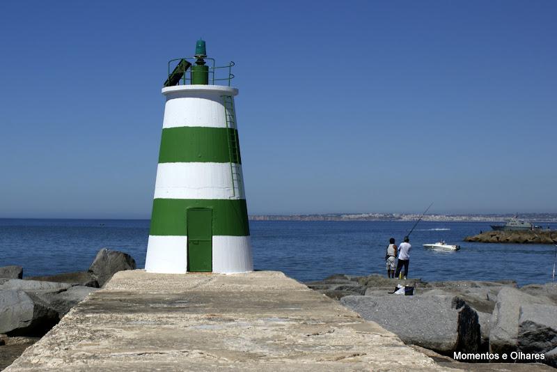 O molhe, Praia do Pindatinho