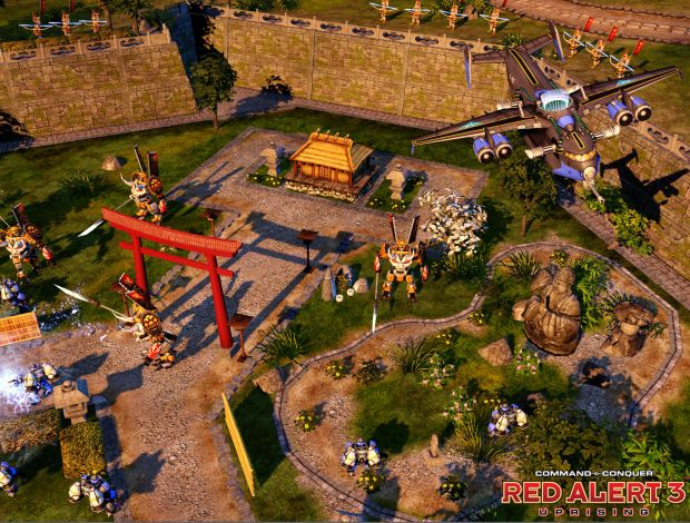 comand and conquer. Command And Conquer Red Alert