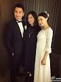 2014.11.28_Triệu Vy dự đám cưới Triệu Hựu Đình & Cao Viên Viên