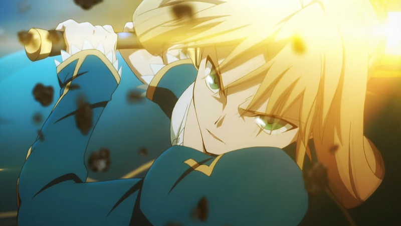Fate/Zero Review Screenshot 1