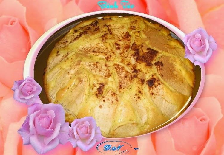 Bánh Bông Lan Táo (Apple Cake) BanhTao_0