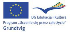 Logo projektu grundtvig