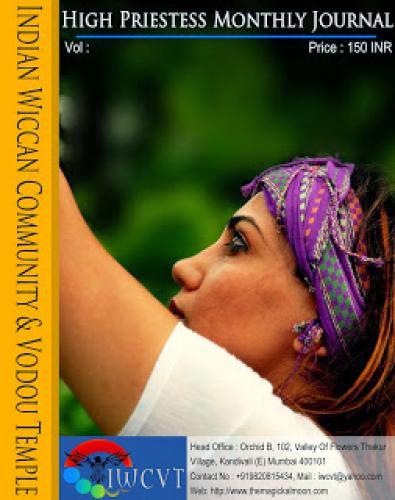 High Priestess Monthly Journal