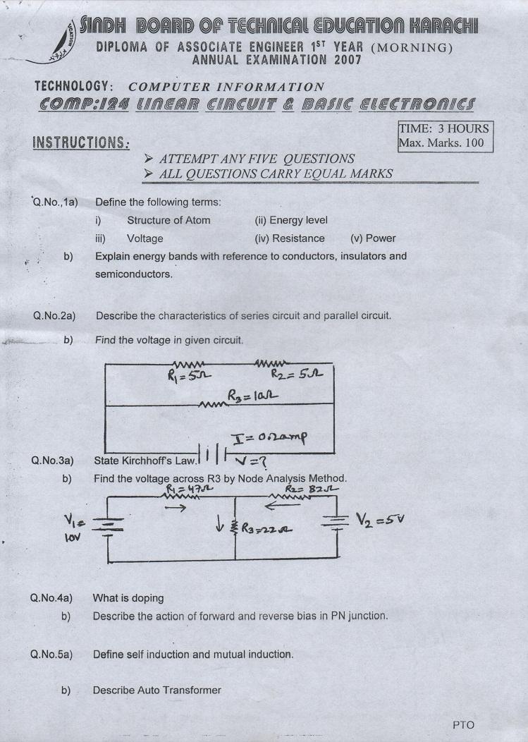 Describe Parallel Circuit