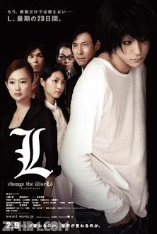 Quyển Sổ Thiên Mệnh 3: L Thay Đổi Thế Giới - Death Note 3: L Change The World (2008) Poster