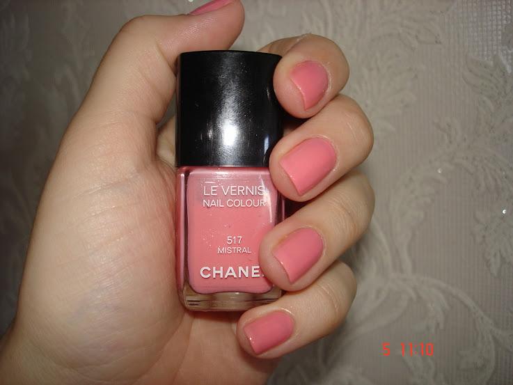 Esmalte Mistral da Chanel