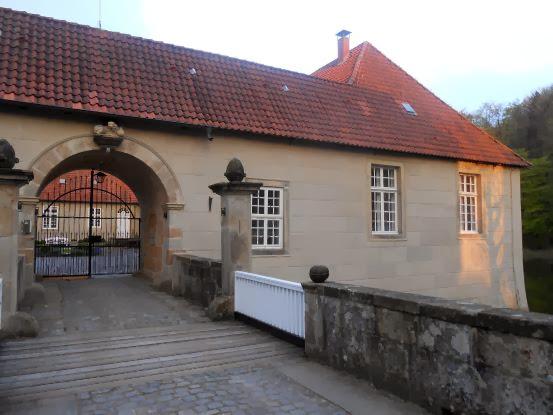 Haus Marck, Tecklenburg, Münsterland