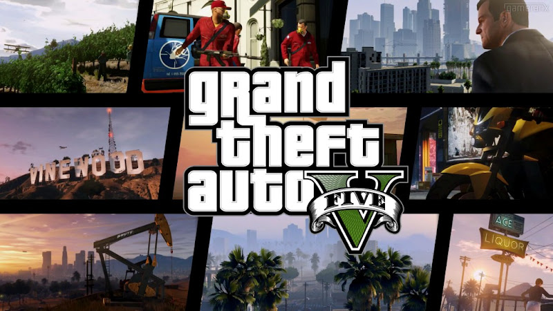 grand theft auto gta 5 trailer watch online