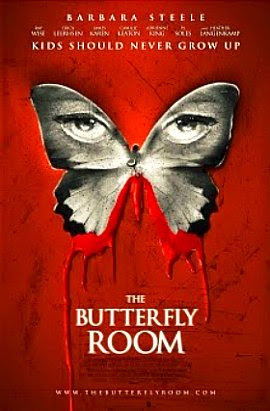 Filme Poster The Butterfly Room DVDRip XviD & RMVB Legendado