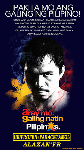 Alaxan FR Pacman-Bradley fight promo