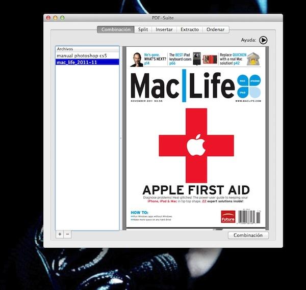 For mac suite pdf