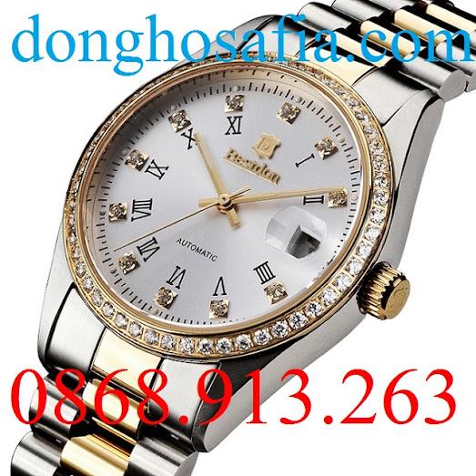 Đồng hồ nam cơ Bestdon BD7728