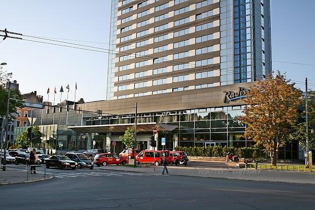 Radisson Blu Hotel Latvija Riga