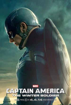Filme Poster Capitão América 2 - O Soldado Invernal CAM XviD & RMVB Legendado