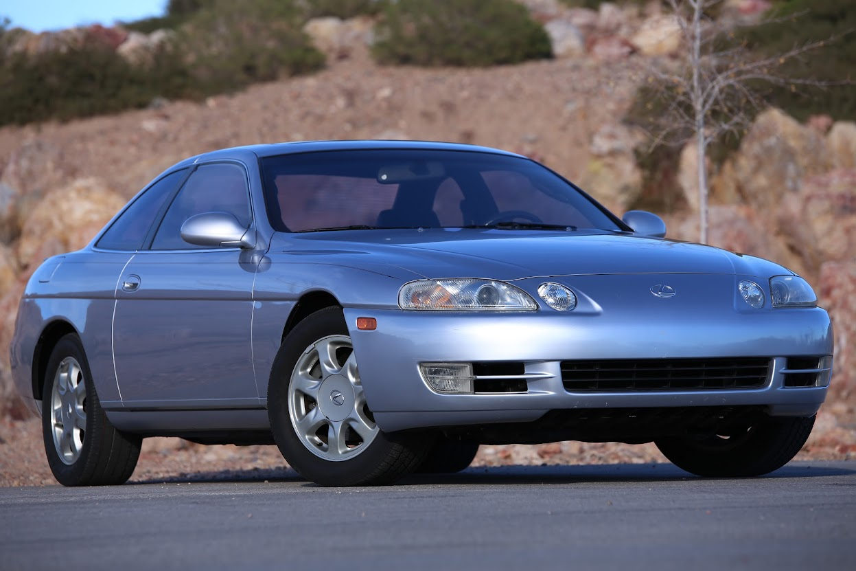 Sell Used Spectacular Condition And Low Mileage 1995 Lexus Sc400 1992 Value Fully Serviced Beauty In Boulder City Nevada United States
