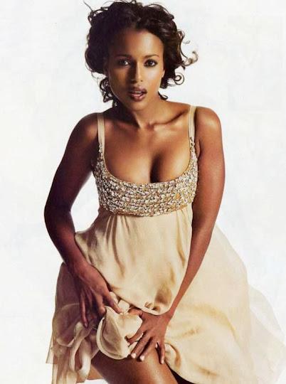 Kerry Washington, seductora