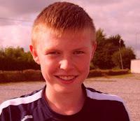 Daniel Lowry Offaly U13 2014