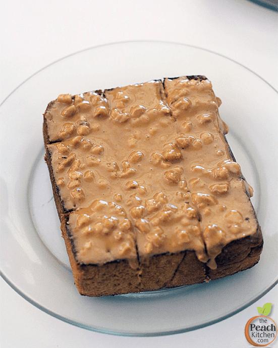 Kopi Roti Peanut Butter Toast