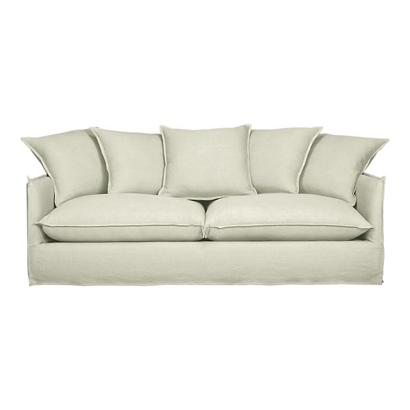 Crate & Barrel Oasis Sofa