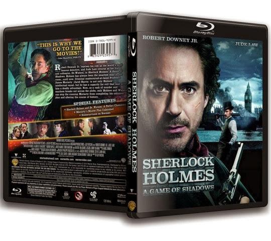 Sherlock Holmes 2. Juego de sombras [BDRip m720p][Dual AC3][Subs][Intriga][2011]