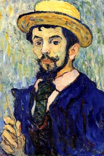 Leon De Smet – Self portrait 1892