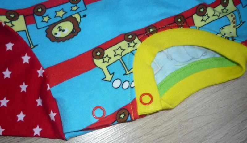 Knopfleiste Nähen babyshirt mit schulterknopfleiste schritt für schritt stillen und