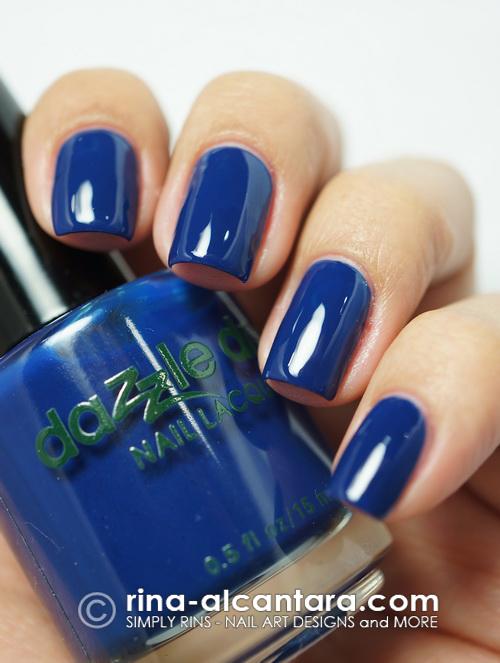 Dazzle Dry Nocturnal Blue