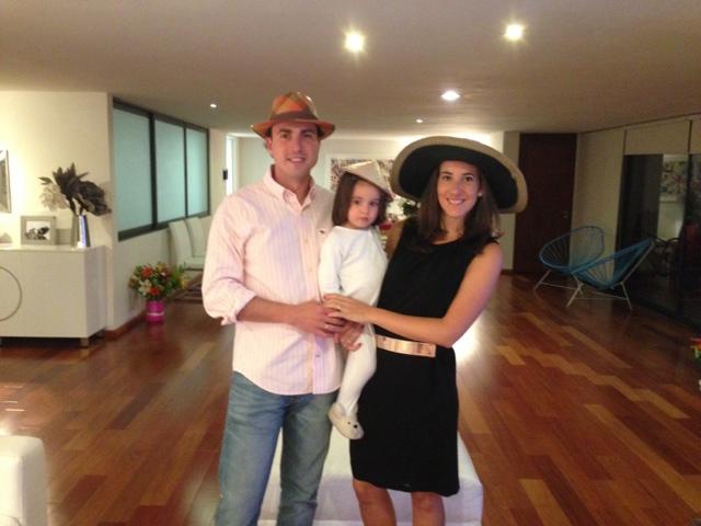 Fiesta de sombreros