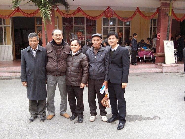 Diện Chẩn Hà Nội - Thái Bình - Cao Bằng