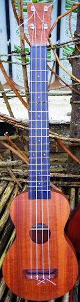Steve Caldwall Weazel Wharf Baritone Supersoprano Ukulele