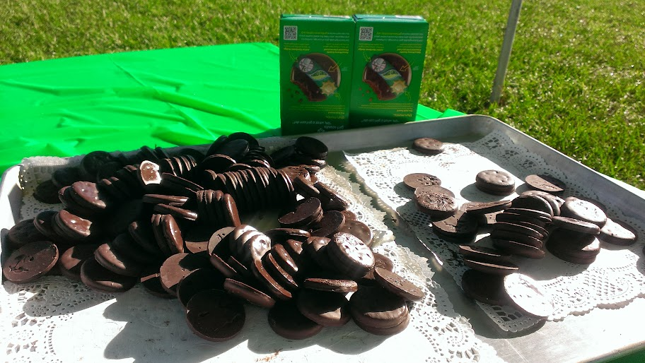 IMAG3322 Thin Mint Sprint 5K Recap