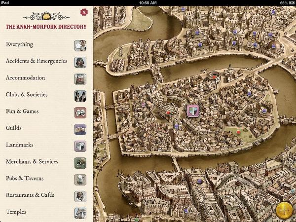 mapa na Ipada