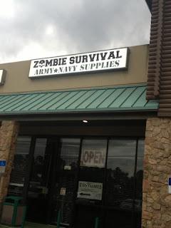 Zombie Survival Orlando