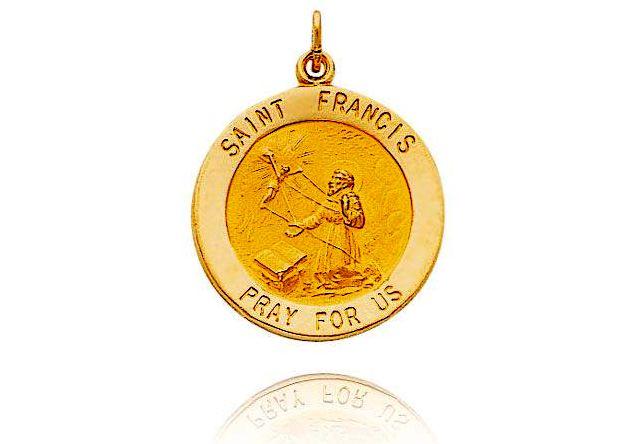 Saint Francis Medal
