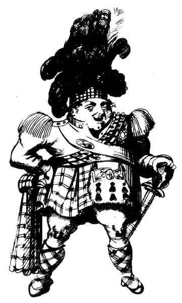 Короли и шотландцы - визит Георга Четвертого