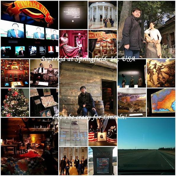 林肯博物館絕對是我逛過最用心的博物館之一!!!