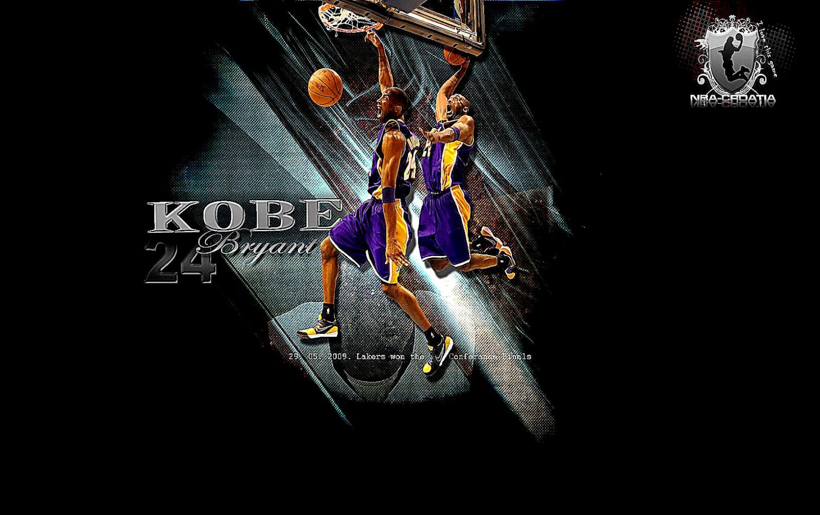 Los Angeles Lakers Wallpapers at BasketWallpapers