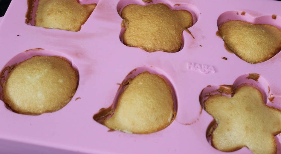 HABA Silicone Molds for Cupcakes and More