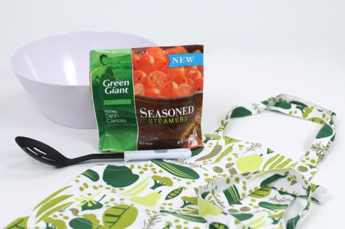 Green Giant Seasoned Steamers giveaway photo