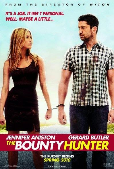 Poster Of The Bounty Hunter (2010) Full Movie Hindi Dubbed Free Download Watch Online At Alldownloads4u.Com